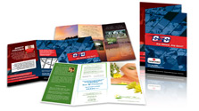 Brochures (Folded Flyers)